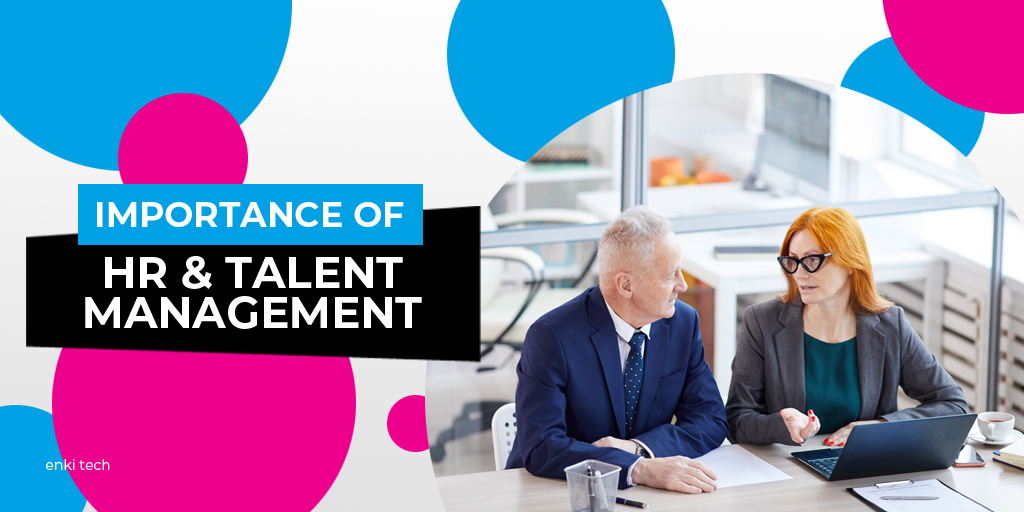 HR & Talent Management As An Asset