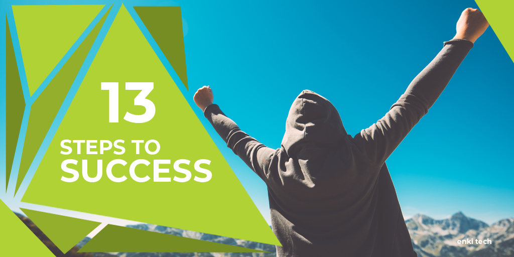 What is Success? 13 steps mini-guide!