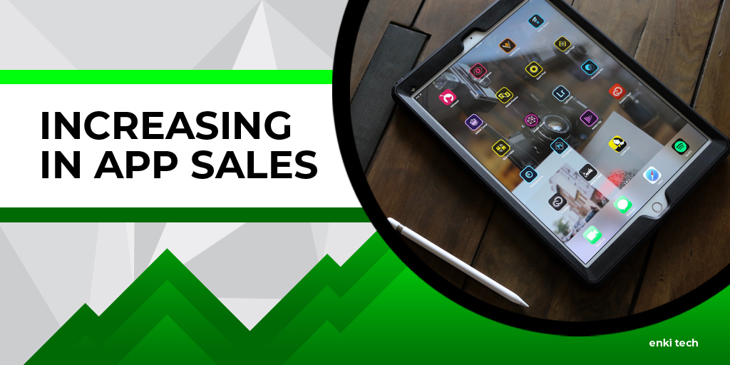 How to Increase Online Sales on Your App