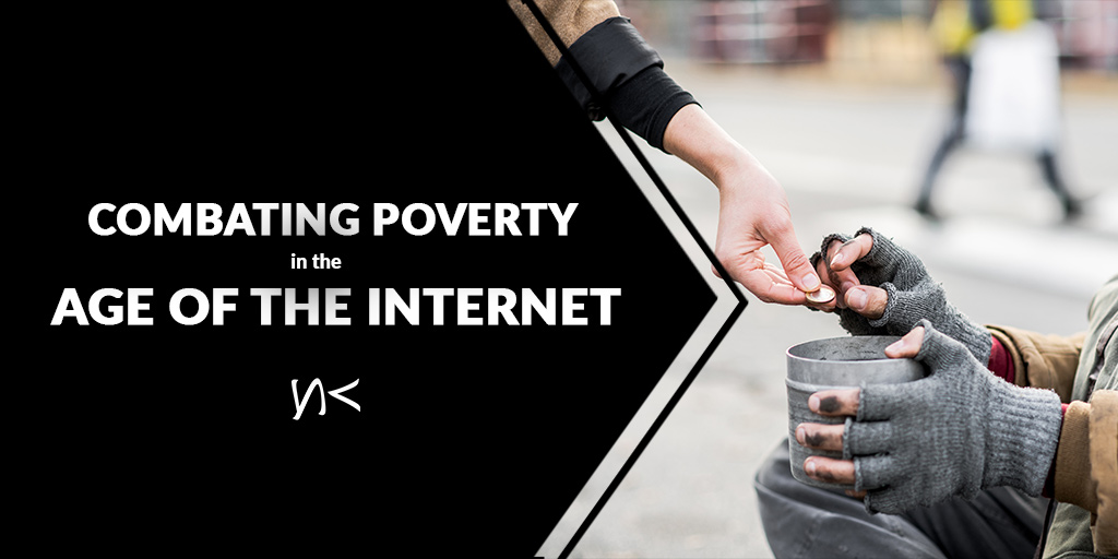 Combating Poverty in the Age of the Internet