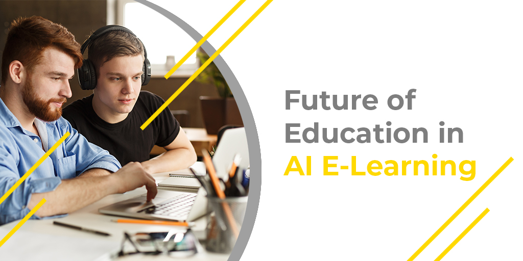 AI Enabled E-Learning, Presentation by Nektar Baziotis