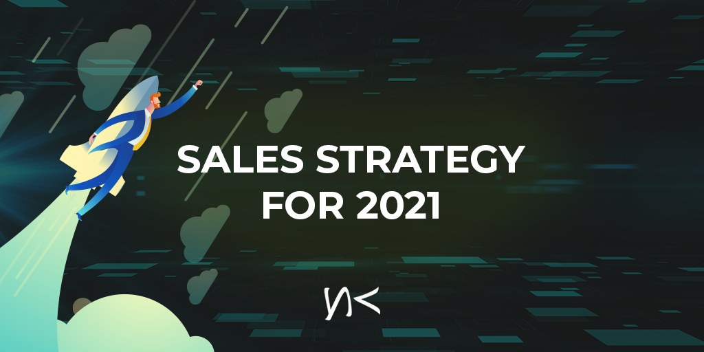 Sales Strategy for 2021